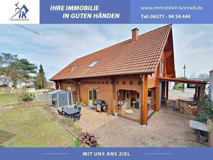 IK | charmante Doppelhaushälfte in ruhiger Lage und schönem Ausblick