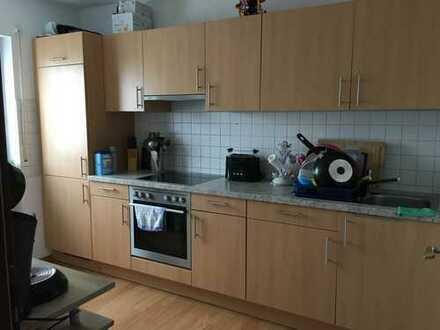 3-Zimmer-Wohnung mit Balkon und EBK in Tiengen