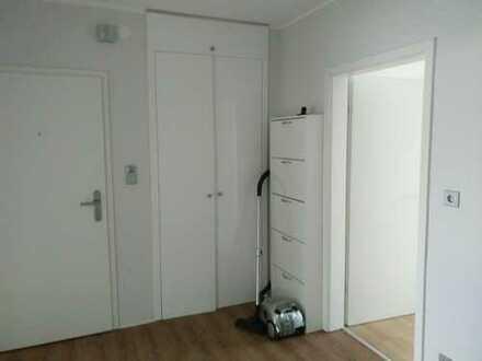 Vollständig renovierte -sanierte 3-Zimmer-Wohnung mit Balkon und Einbauküche in Bünde
