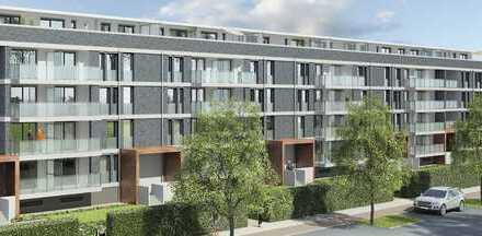 - Erstbezug!- luxus 2-Zimmer-Wohnung mit Balkon in Frankfurt Bockenheim