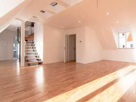 ZWENKAU* Erstbezug*individuelle 3 Zi.-Maisonetten-Wohnung mit Terrasse* Tageslichtbad* Ankleide