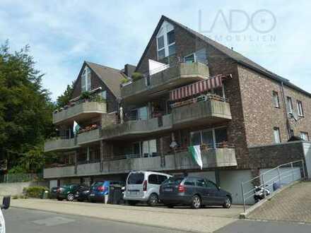 LADO bietet: Schicke 2 Zimmer-Wohnung mit Balkon und Garage..!
