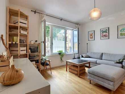 Neuwertige 2-Zimmer-Wohnung mit EBK in Rummelsburg