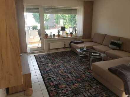 Großzüge 2-Zimmer-Wohnung mit Balkon in Borken-Burlo