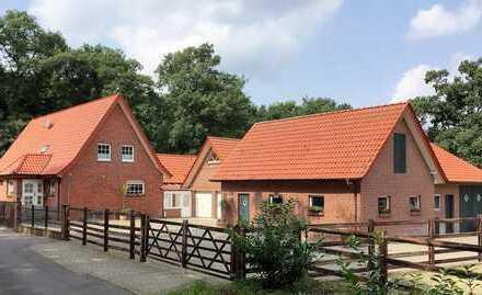 Renoviertes landwirtschaftliches Anwesen mit Stallung und Weideland. Grundstück insgesamt 14.227 m²
