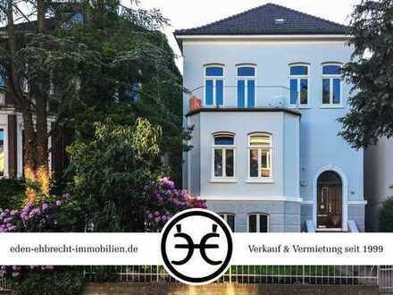 Repräsentative und Sanierte Stadtvilla | Ziegelhofviertel | Oldenburg