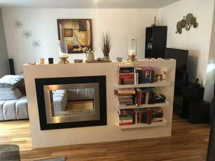 Schöne 4-Zimmer-Wohnung über 2 Etagen mit Terrasse in Bergisch Gladbach