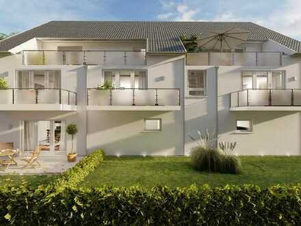 Neubau Lifestyle-Eigentumswohnung in Petershagen!