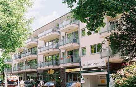 Service Wohnen - helle und barrierefreie 2 Zimmer Wohnung