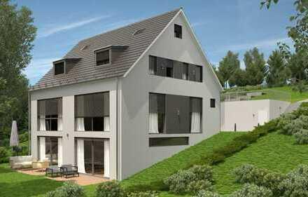 GOLDWERT: Mit Baufreigabe - Wohntraum in Aussichtslage!
