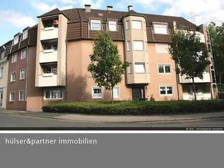 Gute Lage im grünen Dümpten - 2-Zimmer-Wohnung mit Balkon + PKW-Stellplatz