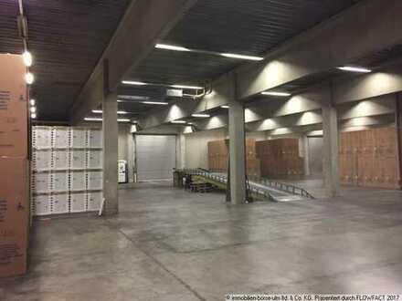 7.000 m² Lagerflächen (ebenerdig).