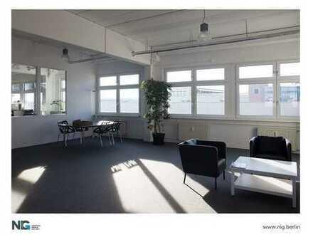 TEMPELHOF| Attraktive, lichtdurchflutete Bürofläche | individuelle Gestaltungsmöglichkeiten