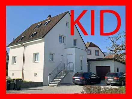 Einfamilienhaus in exponierter Lage fast im Stadtkern von Buchen