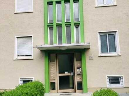 Ruhige 4-Zimmer-Wohnung in Augsburg