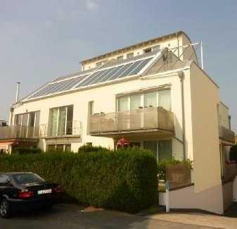 Sehr ruhige Penthouse-Wohnung in Bonn-Pützchen