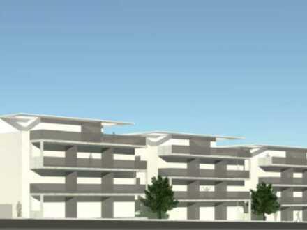 Baugrundstück mit Projektierung für Fünf Mehrfamilienhäuser in Heilbronn-Böckingen