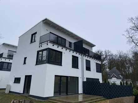 Traumhafte Doppelhaushälften in Wohldorf-Ohlstedt