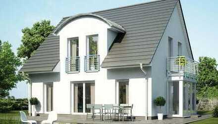 Projektiertes Einfamilienhaus im Grünen mit gesichertem Baurecht