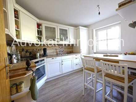 RESERVIERT - 3-Zimmer-Wohnung mit Wintergarten und Einbauküche in Marktoberdorf