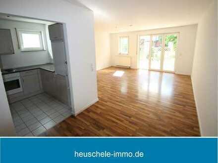 Helle, gepflegte 3½-Zimmerwohnung mit sonnigem Südgarten