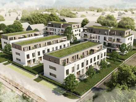 Grosszügige Wohnperle C3 mit Keller und Garten
