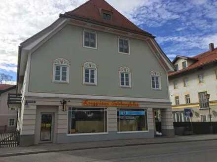 Attraktive Ladenfläche in Lenggrieser Marktstrasse