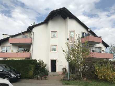 Sehr schöne 3-Zimmer-Dachgeschosswohnung mit Balkon in Bretzenheim/Nahe