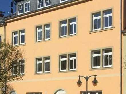 Schöne 4-Zimmer-Wohnung mit Balkon (Erstbezug nach Sanierung)
