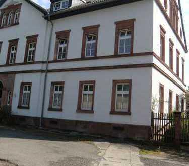Günstiger Mietpreis für 93 m² Wohnung im ländlichen Herrenhaus!!