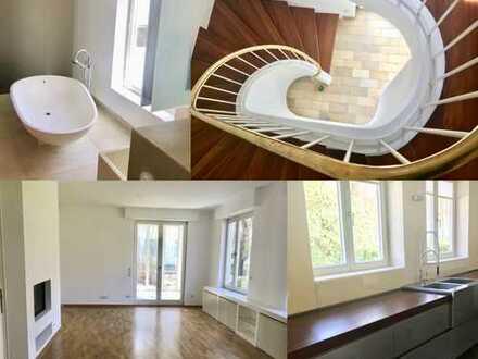 großzügiges Luxus 1-2 Familienhaus auf parkähnlichem Grundstück in K-Raderthal