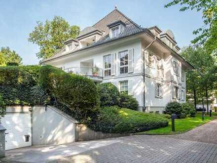 Traumhafte Wohnung in exponierter Lage Bremens
