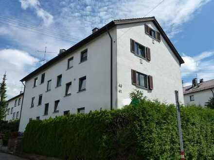 Klein aber mein - 2 Zimmer DG Single Wohnung in S-Möhringen zu vermieten