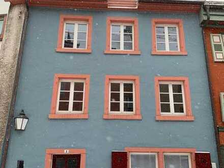 Schönes, geräumiges Fachwerkhaus mit fünf Zimmern in Villinger Innenstadt