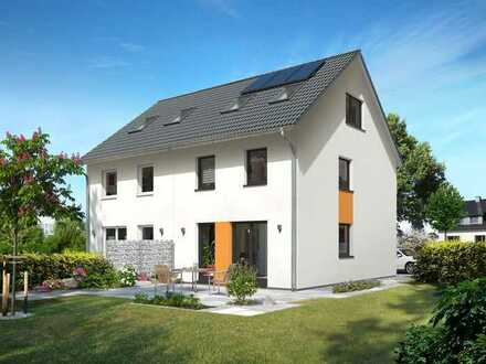 Massiv gebaute Doppelhaushälfte mit viel Platz für die ganze Familie in Dortmund-Wellinghofen