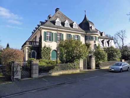 Historische Villa in Wuppertal - TOP Lage Briller Viertel
