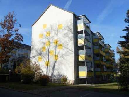 Top sanierte 1-Zimmerwohnung mit Balkon in Zentrumslage von Bischofswerda!