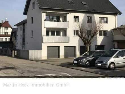 Hochwertige 4-Zi.-Wohnung in guter Lage von Sasbach mit 2 Balkonen