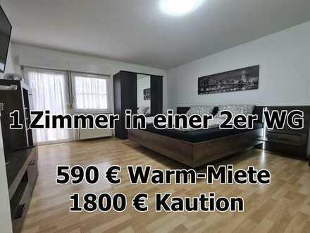 ab sofort - Zimmer in Vaihingen an der Enz - Aurich - möbliert
