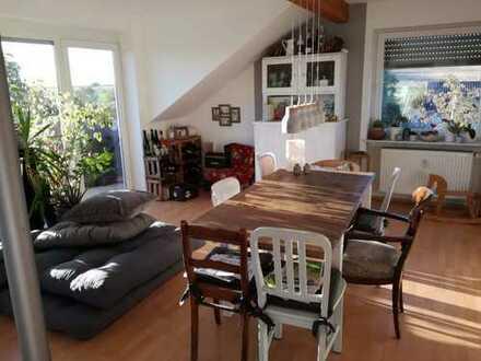 Gepflegte 3-Zimmer-Wohnung mit Balkon und Garten in Bad Bergzabern (Kapellen-Drusweiler)