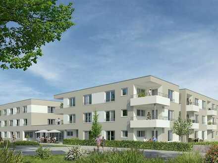 NEU! Moderne 2 ZKB-Wohnung (Betreutes Wohnen) für ältere Menschen ab 60+ in Karlsbad-Ittersbach