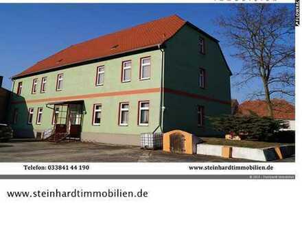 Ehemaliges Forstamt mit Geschichte im waldreichen Hohen Fläming
