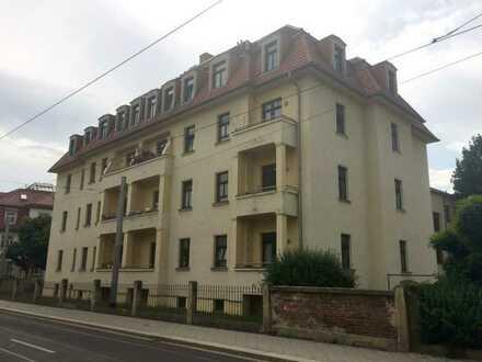Großzügige Maisonettewohnung in Striesen !!