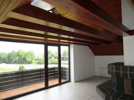 Schöne Studiowohnung, 3,5 -Zimmer-Wohnung mit großem Balkon in ruhiger Lage - KS-Kirchditmold