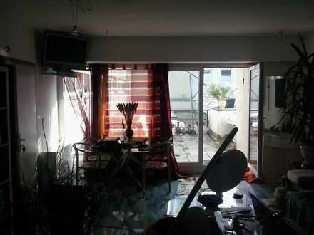 WG- Zimmer mit Dachterasse