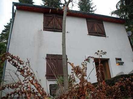 Kleines Wohnhaus auf dem Branich, auch als Zweitwohnsitz. Sanierung erforderlich!