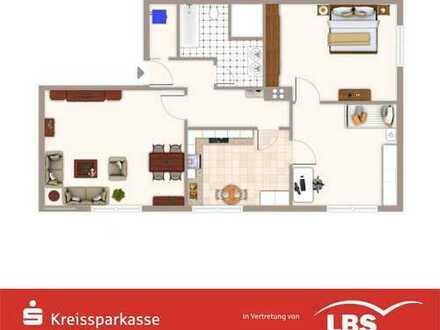 Großzügige Eigentumswohnung in Gröningen