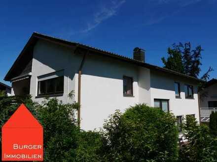 Ein Haus in herrlicher Lage, ruhig und zentrumsnah, mit Garage und Garten in Pforzheim