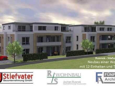 Hochwertiger Neubau, 12 Wohneinheiten mit 2-4 Zimmer- Wohnungen in Bad Krozingen
