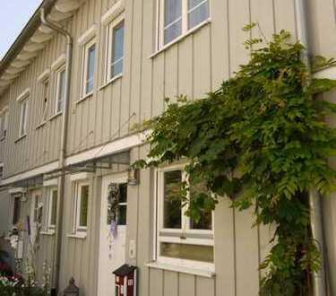 Niedrigenergiehaus mit Schwedenhaus Charme